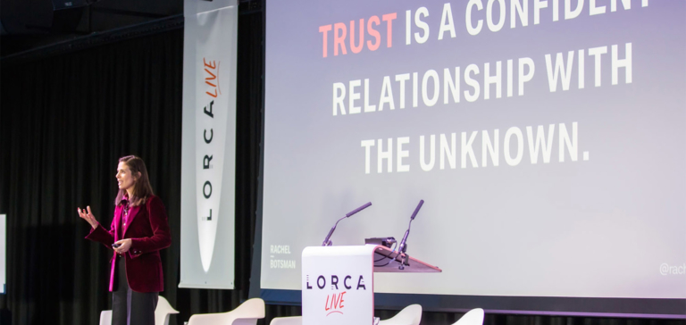 Moments you might have missed from LORCA Live