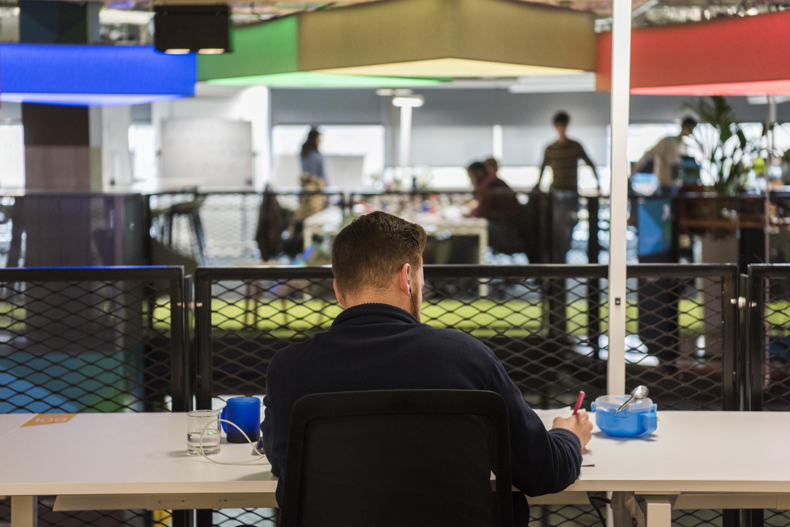 cyber innovation at LORCA