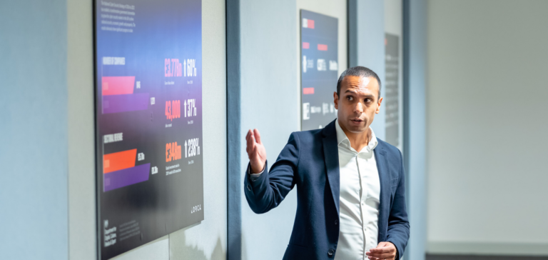 """""""This is a coming of age moment for the UK cyber sector"""": Saj Huq's closing speech at LORCA Live"""