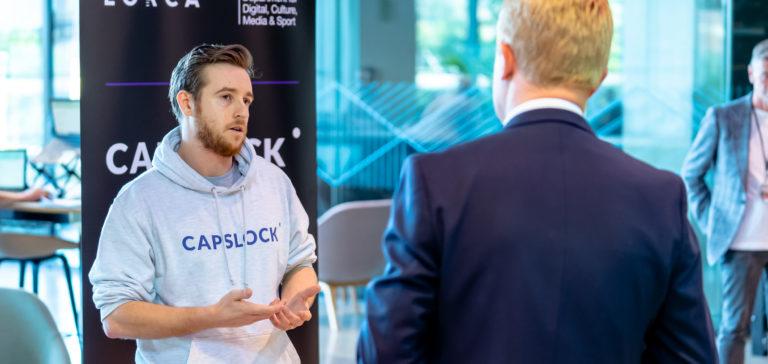 Cyber skills startup Capslock receives Innovate UK funding